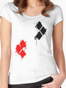 HarleyQuinn Women's Fitted Scoop T-Shirt
