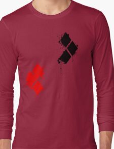 HarleyQuinn Long Sleeve T-Shirt