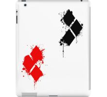 HarleyQuinn iPad Case/Skin