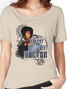 Marry a Doctor Smith Women's Relaxed Fit T-Shirt