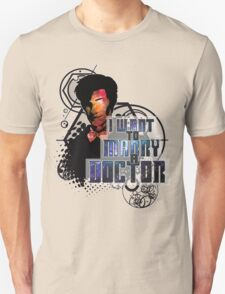 Marry a Doctor Smith Unisex T-Shirt