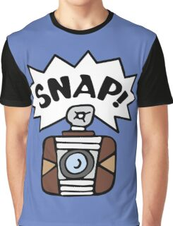 Oh SNAP!! Graphic T-Shirt
