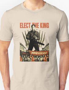 elect the king ash vs evil dead  T-Shirt