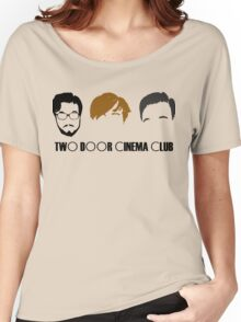Twoo door cinema club band Women's Relaxed Fit T-Shirt