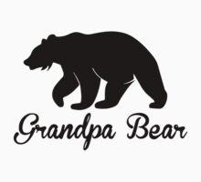 Grandpa Bear Kids Tee