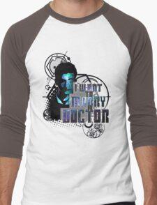 Marry a Doctor Tennant Men's Baseball ¾ T-Shirt
