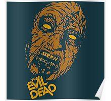 the evil dead ash Vs evil dead Poster