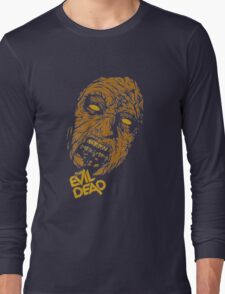 the evil dead ash Vs evil dead Long Sleeve T-Shirt