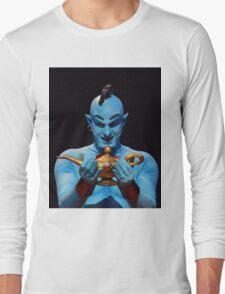 Genie's Lamp Long Sleeve T-Shirt