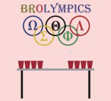 Brolympic Games One Piece - Short Sleeve