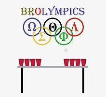 Brolympic Games by Brandon Valdivia
