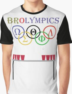 Brolympic Games Graphic T-Shirt
