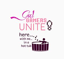 Girl Gamers Unite! Unisex T-Shirt