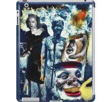 Cracked Man in Funhouse of the Uncanny iPad Case/Skin