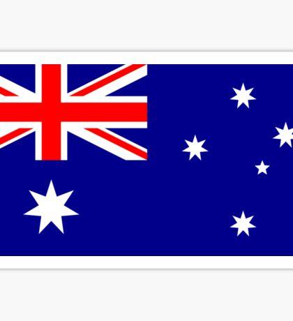 Australian World Cup Flag - Australia Team T-Shirt Oi! Sticker