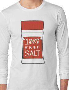 100% Pure Salt Long Sleeve T-Shirt