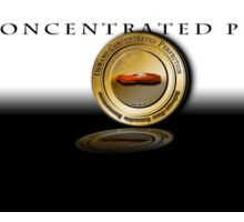 Demand Concentrated Perfection (Coins1) Sticker