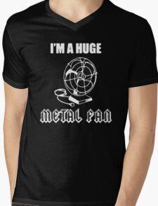 I'm A Huge Metal Fan Mens V-Neck T-Shirt