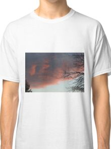 Red Clouds Classic T-Shirt