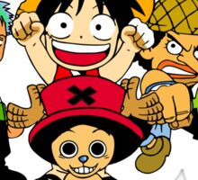One Piece - Cartoon Sticker