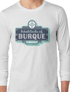 Inhabitants of Burque T-Shirt Long Sleeve T-Shirt