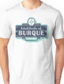 Inhabitants of Burque T-Shirt Unisex T-Shirt
