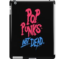 Pop Punk Not Dead - Colourfull iPad Case/Skin