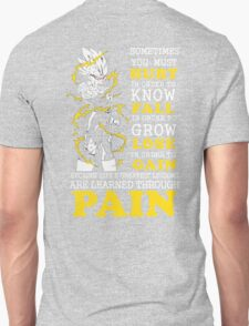 Hurt - Fall - Lose - Gain - Pain T-Shirt