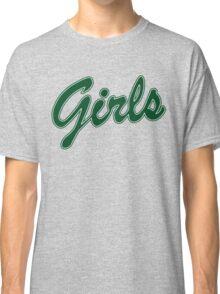 FRIENDS GIRLS SWEATSHIRT(green) Classic T-Shirt