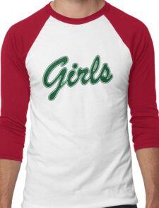 FRIENDS GIRLS SWEATSHIRT(green) Men's Baseball ¾ T-Shirt