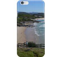 Cabarita panorama iPhone Case/Skin