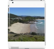 Cabarita panorama iPad Case/Skin