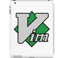 Vim logo iPad Case/Skin