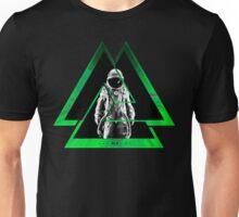 RL9 Space Green Man Unisex T-Shirt
