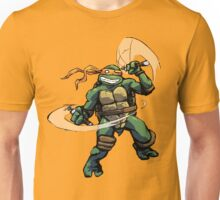 Turtle Power MIKEY Unisex T-Shirt