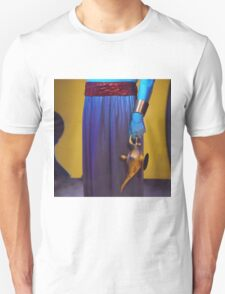 Genie and the lamp II Unisex T-Shirt