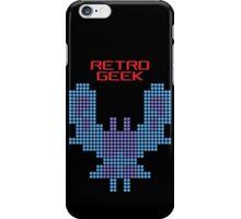 Retro Geek - Galaxian iPhone Case/Skin