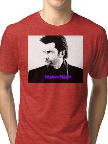 Kilgrave Digger Tri-blend T-Shirt