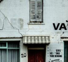 Joe Varnier - Devenport, Tasmania Sticker