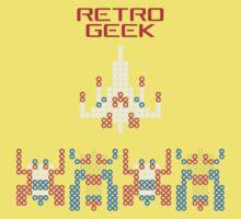 Retro Geek - Galaga Kids Tee