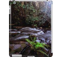 lonely fern iPad Case/Skin