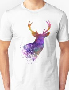 Male Deer 03 in watercolor T-Shirt