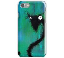 the creatures from the drain painting 2 iPhone Case/Skin