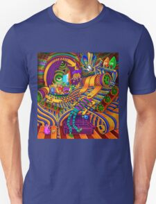 The Conductor of Consciousness T-Shirt