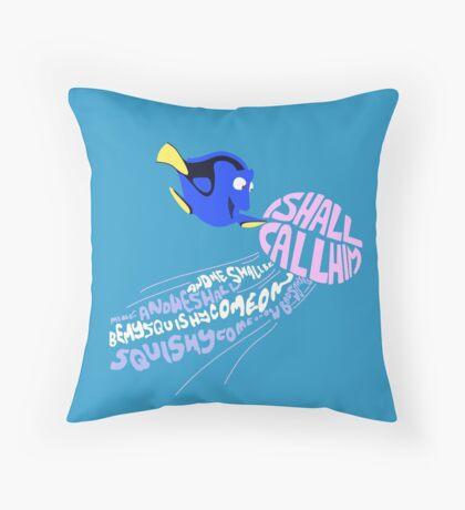 squishy Throw Pillow