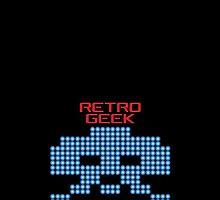 Retro Geek - Space Invaders by SingerNZ