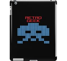 Retro Geek - Space Invaders iPad Case/Skin