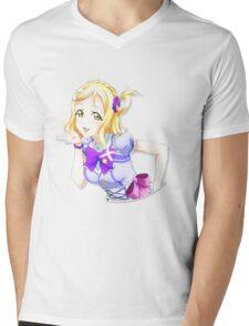Mari Ohara Mens V-Neck T-Shirt