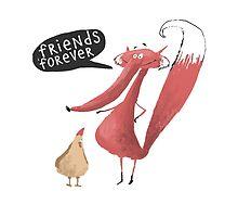 Friends forever by SusanBatori