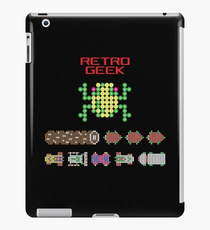 Retro Geek - Frogger iPad Case/Skin